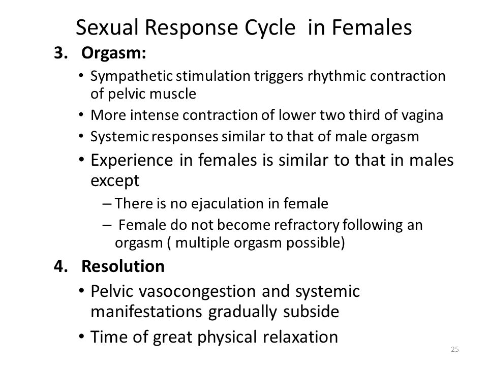 the sexual response cycle essay Essay about female sexual arousal disorder psy/210 sexual response cycle essay the sexual response cycle is a masters and johnson's model of sexual response.