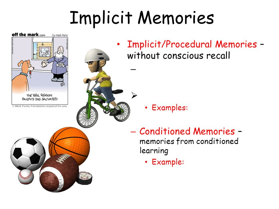 Images Of Implicit Memory Spacehero
