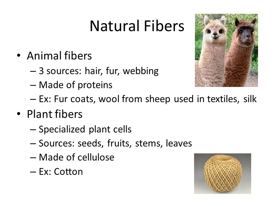 use of synthetic fibers in place of animal fibers Identify fibers of varying diameters from a wide variety of products and  manufacturers with the thermo scientific™ synthetic fibers by microscope ft-ir  spectral.