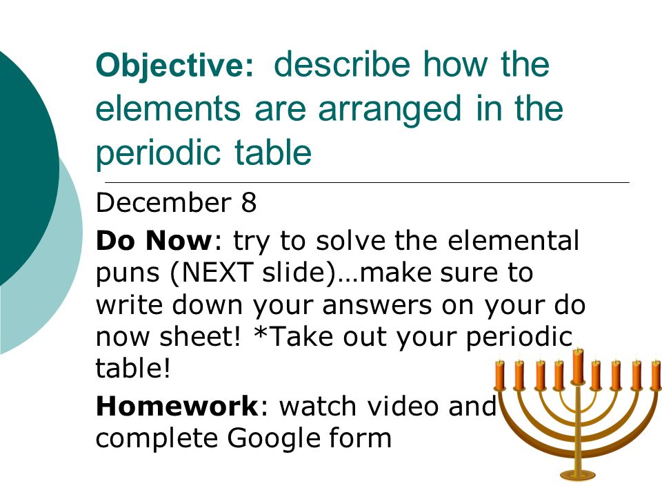 Puns elements worksheet answers