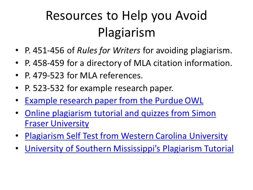 Plagiarism checker for phd thesis proposal