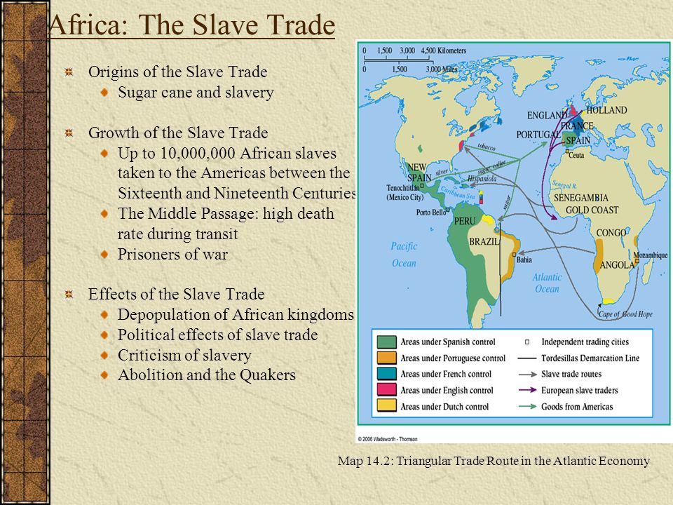 slave trade depopulation of africa Sub-saharan africa contemporary africa slavery on the barbary coast  a portal to data concerning the history of the triangular trade of transatlantic slave trade.