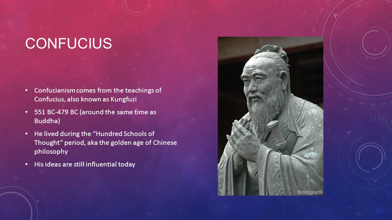 an analysis of the school of thought in china confucianism Confucianism developed from what was later called the hundred schools of thought from the teachings of the chinese philosopher the intellectuals of the new culture movement of the early twentieth century blamed confucianism for china's weaknesses further analysis suggests, however.