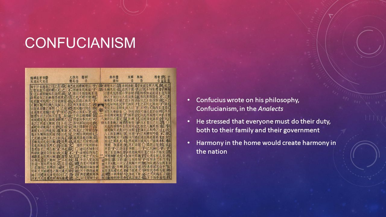 confucianism religion philosophy essay Confucianism (rujiao) is a way of life taught by confucius (kong fuzi)  sometimes viewed as a philosophy, sometimes as a religion,.