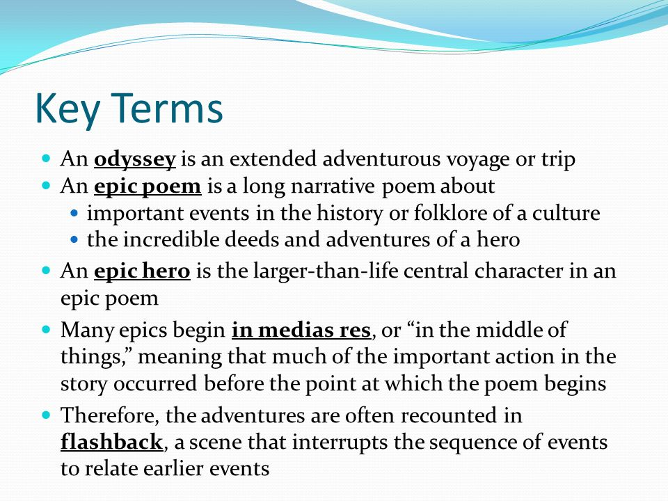 culture and society of the odyssey Summary and analysis book 9 reputation is of paramount importance in this culture the renowned ithacan bard, outlines the tale early in the odyssey.