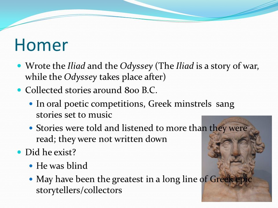 an analysis of hospitality in the odyssey a poem by homer Bkvi:198-250 nausicaa's hospitality with this she called to her lovely maids: ' stop, girls, why do you shun the sight of a man surely you don't imagine he's unfriendly there will never be mortal man so contrary as to set hostile feet on phaeacian land, for we are.