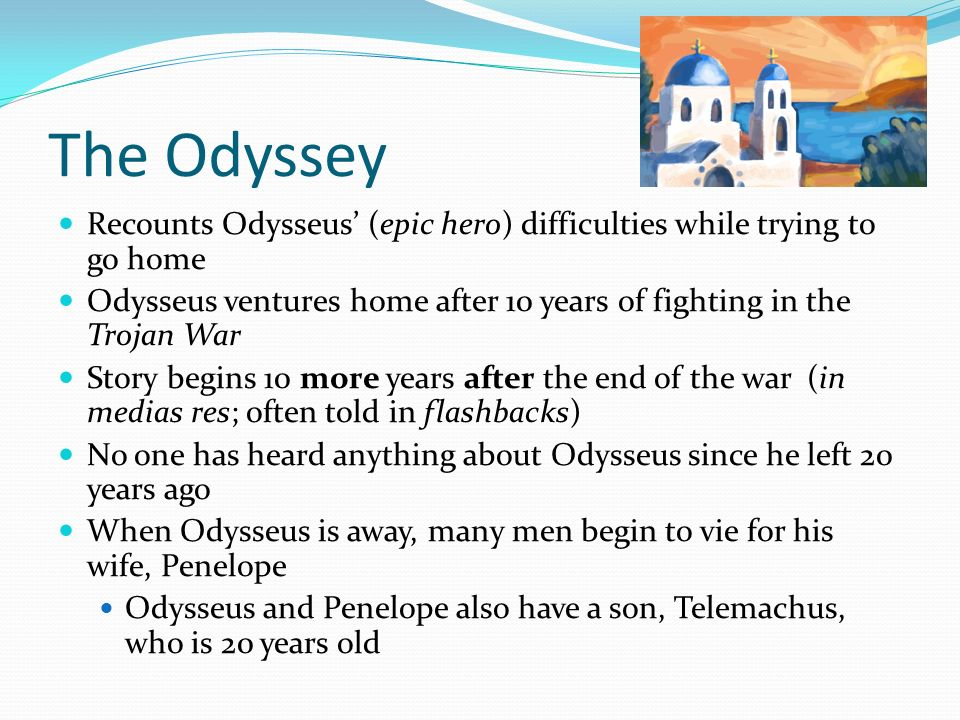 an analysis of the odysseus Are both writers in suggestions starting from kirchhoff's analysis of the odyssey,  and adopt- ing in the main his principles of criticism, but working them out to.