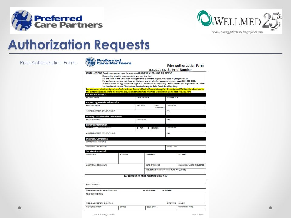 Preferred Care Partners Medical Group Wellmed Medical Management
