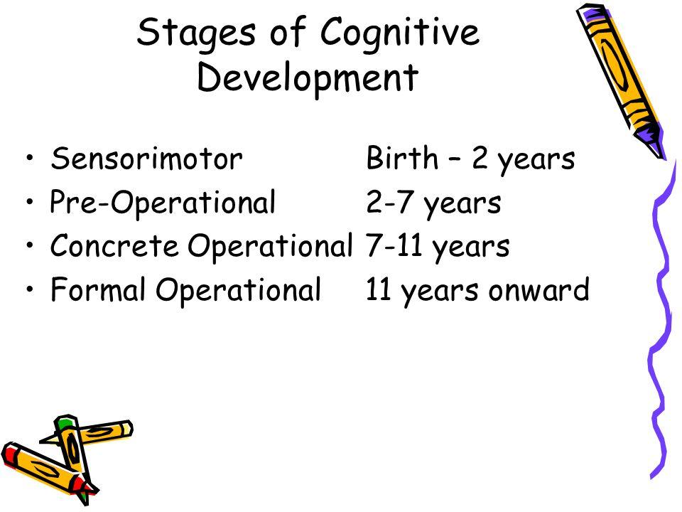 Cognitive development piaget ppt video online download for 4 stages of motor development