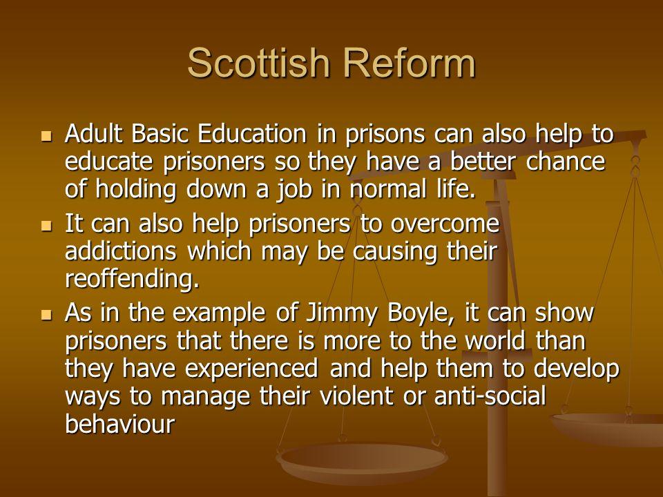 Scottish Reform