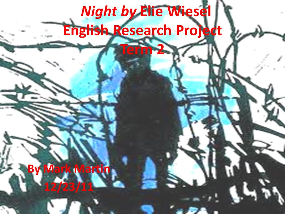 the inhumanity of the genocide during the holocaust in night a memoir by elie wiesel Elie wiesel, marion wiesel, night eliezer elie wiesel's account of his experiences as a 15 year old boy during the holocaust, is a memoir of prodigious power:.