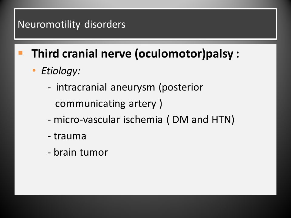 Neuro-ophthalmology review - ppt video online download  Neuro-ophthalmo...