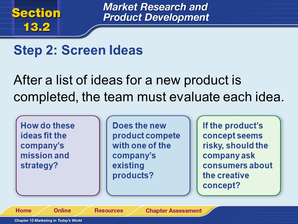 Using Market Research In Product Development