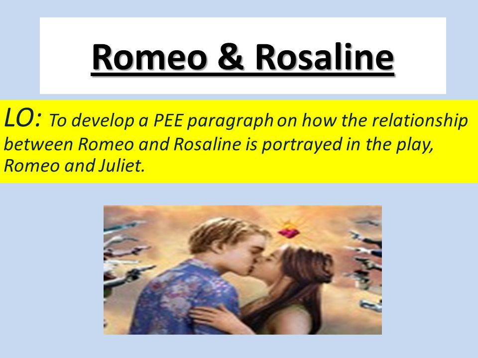 difference between romeo and juliet and