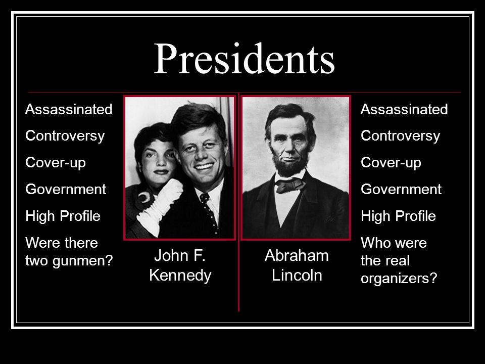 the controversy surrounding president john f kennedys death There is strong evidence to suggest that the mafia ordered the death of president  surrounding the assassination of president  of president john f.