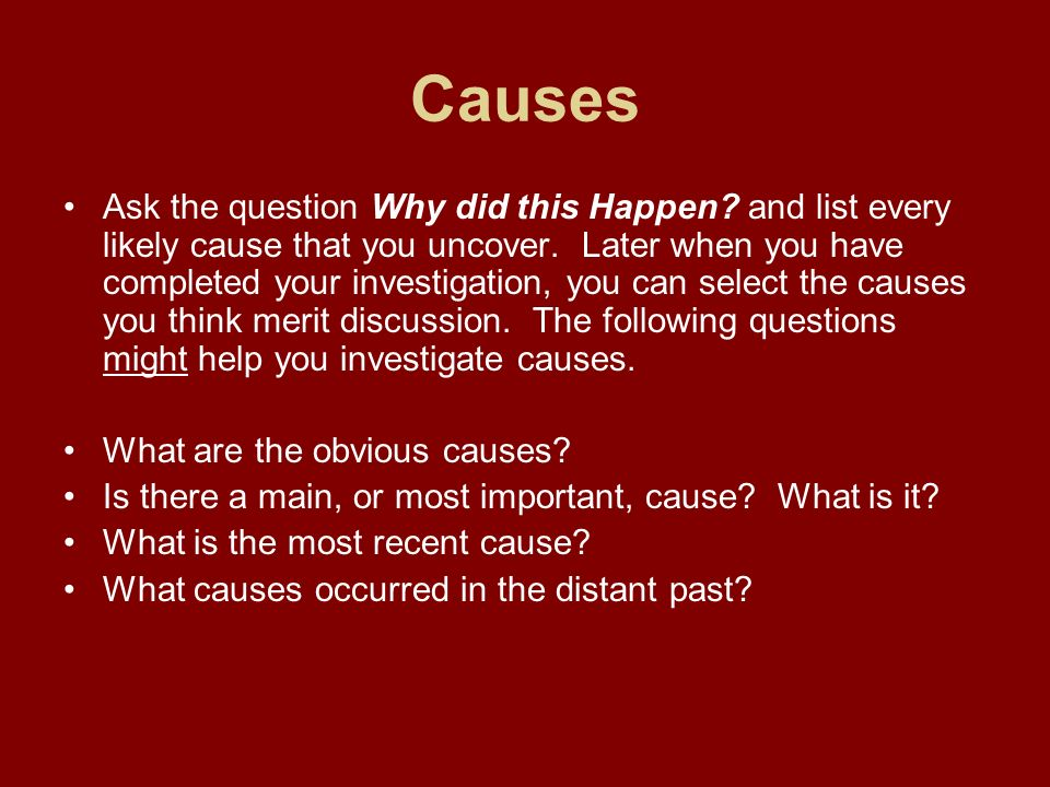 How to Write a Cause and Effect Essay - PlagTrackercom