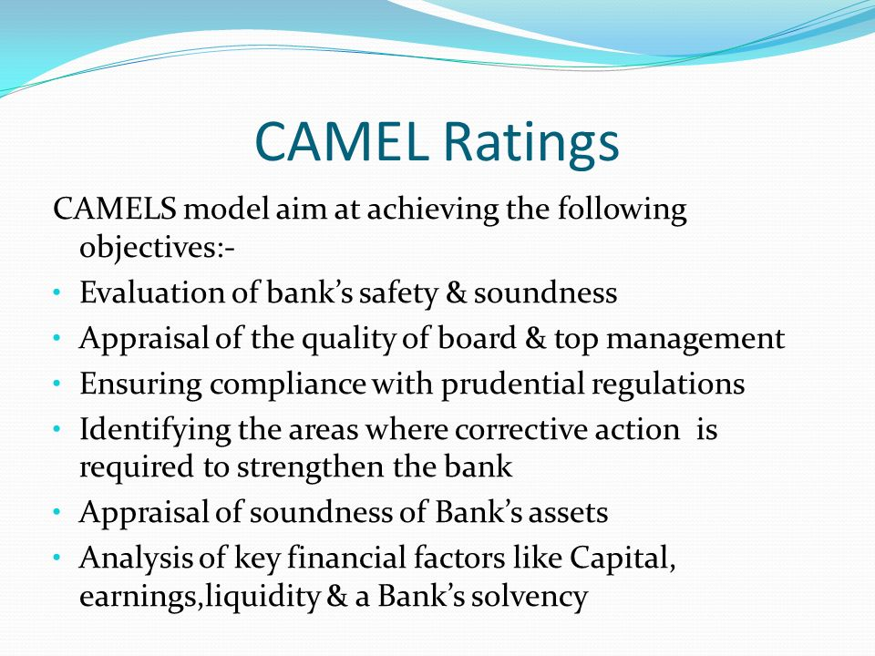 camel rating of brac bank Home essays report on brac bank report on brac bank topics 16 reference 17 15 2 camel rating of brac bank ltd introduction: camels.