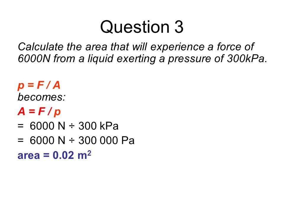 Igcse Physics Pressure Ppt Video Online Download