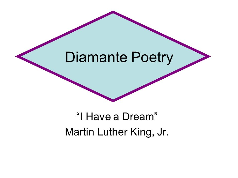 I Have A Dream Martin Luther King Jr Ppt Video Online Download