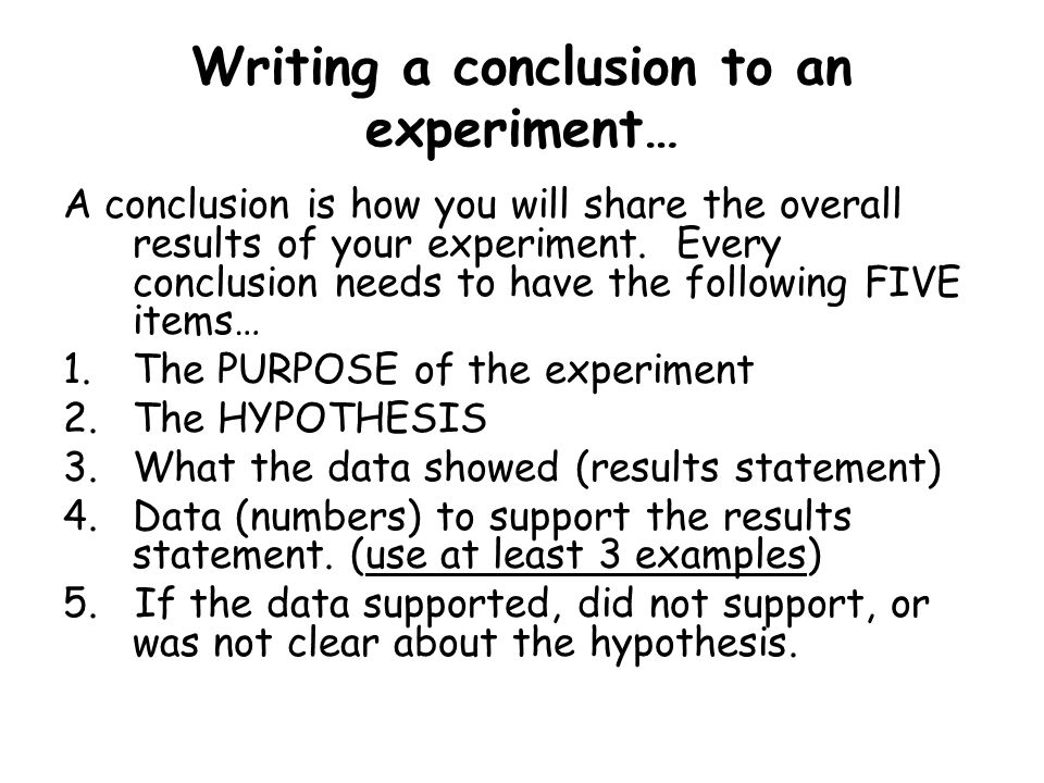 the purpose of this experiment 2 essay Chemistry paper topics writing in chemistry is quite similar to other disciplines because your chemistry paper should have a clear purpose and explain why you conduct this research, the main idea (your thesis statement) that defines a certain problem to solve, and any other information when needed.