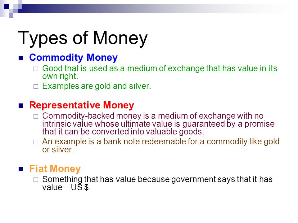 money banking and the federal reserve system ppt download