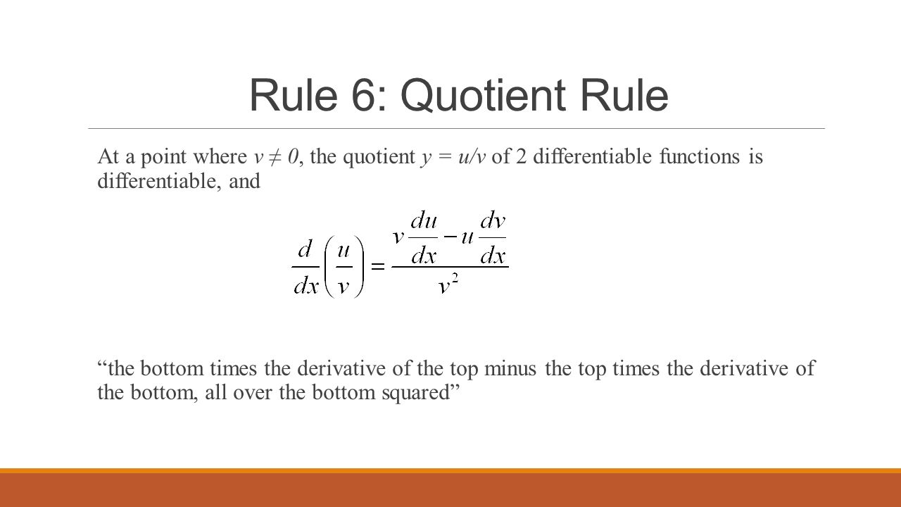 ap calculus chapter 3 section 3 ppt video online download