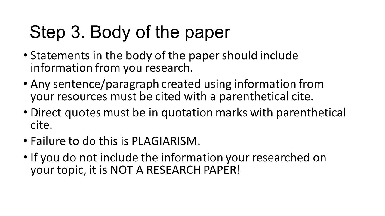 writing an apa research paper ppt