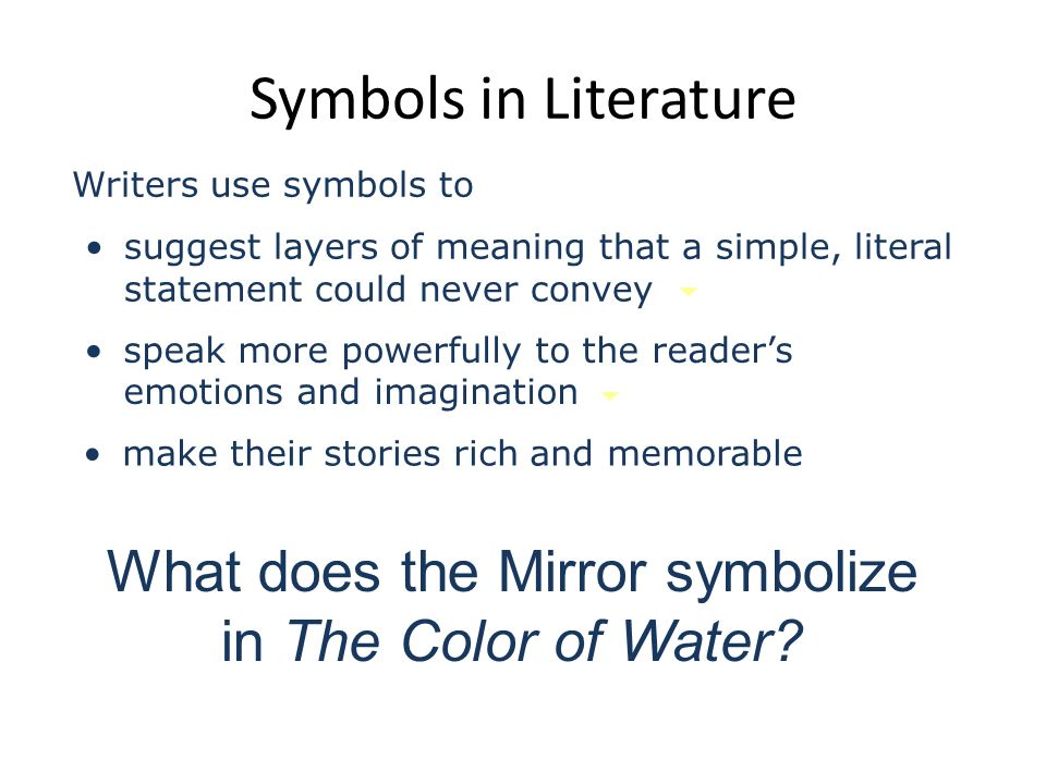 A Symbolism Of Color In Novels Homework Help Npassignmentvaot