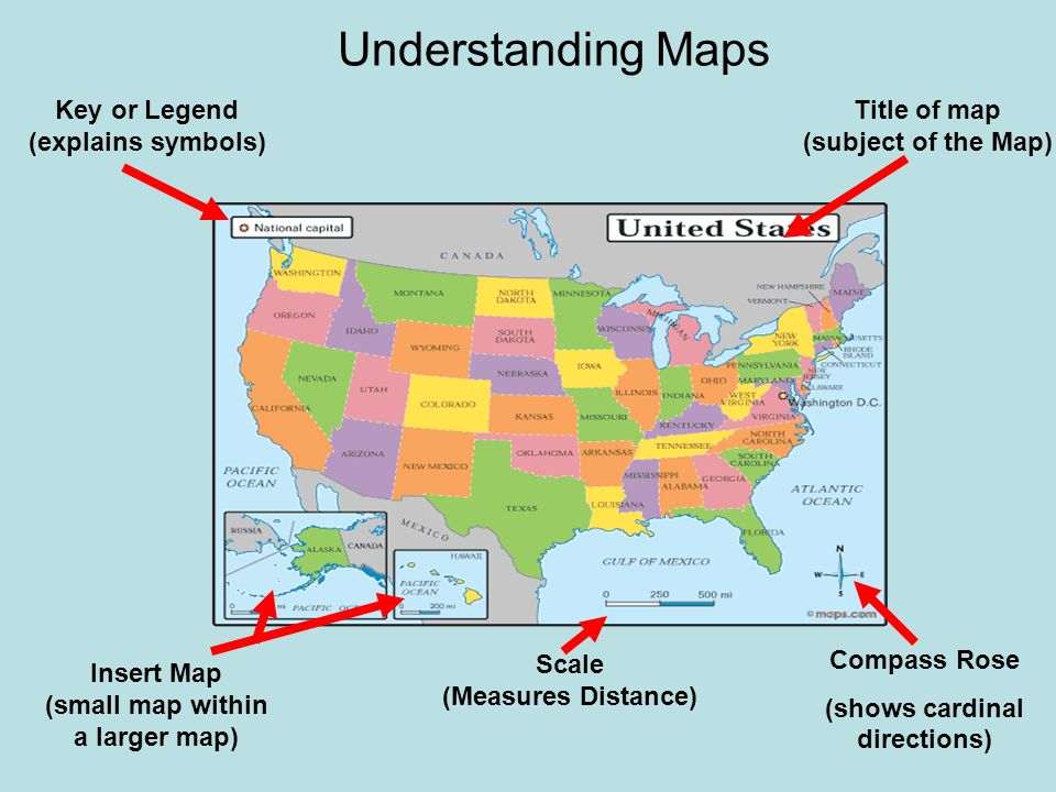 United States History To The Present Ppt Video Online Download - Us map w compas