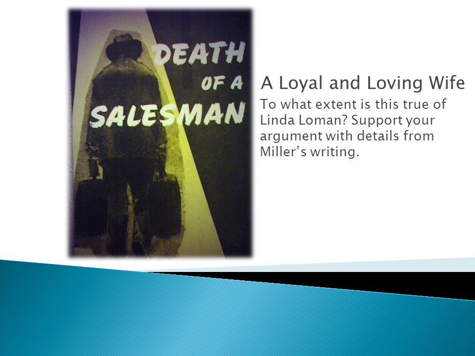 linda loman death of a salesman