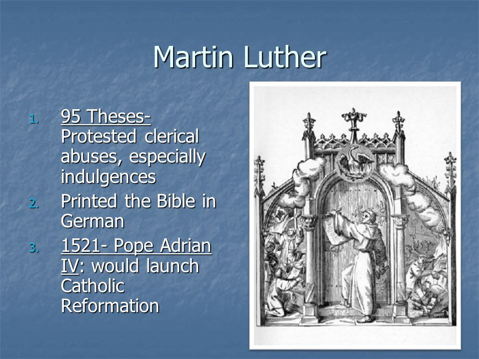 Martin Luther Vs. John Calvin: Political Authority and Religious Beliefs