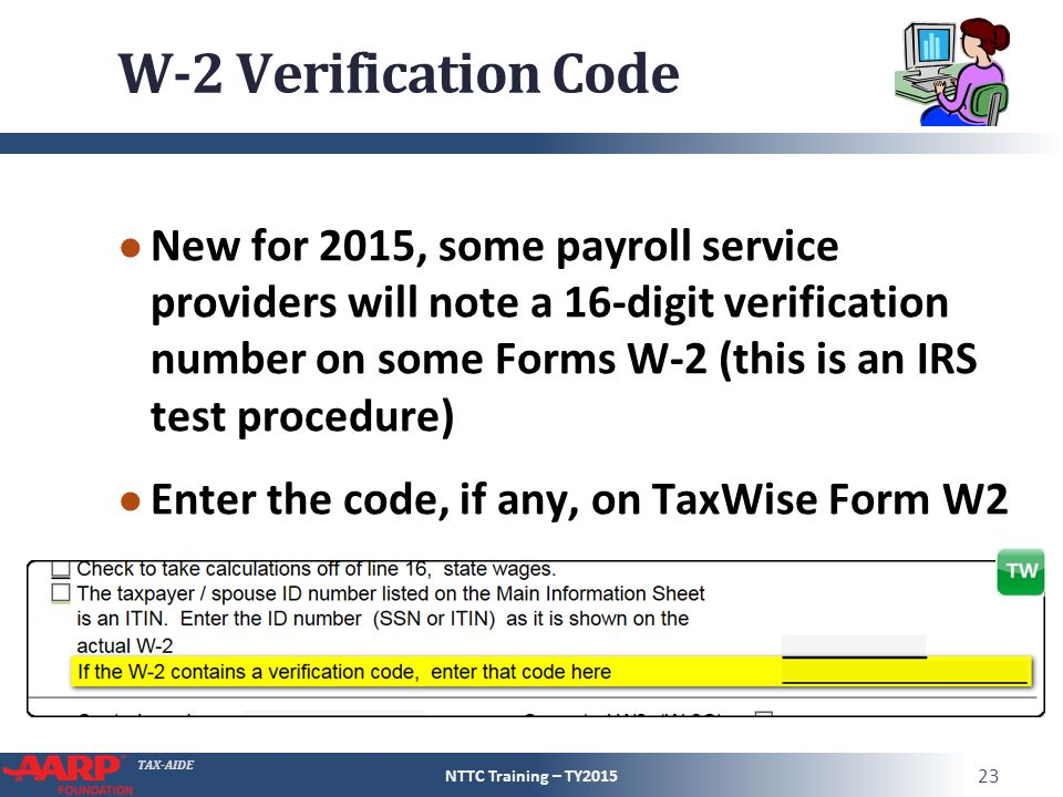 Wages Form 1040 – Line 7 Pub 4012 – Pages D-5 to D-7 Pub 4491 ...