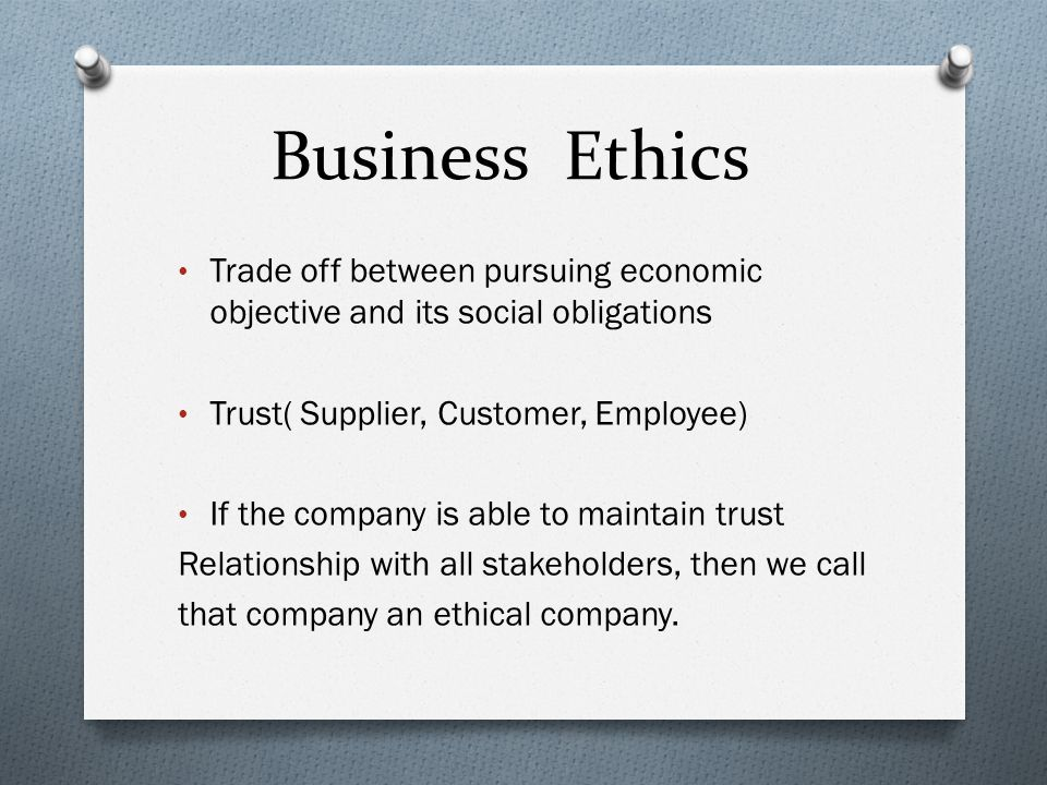 relationship between business ethics and corporate governance pdf