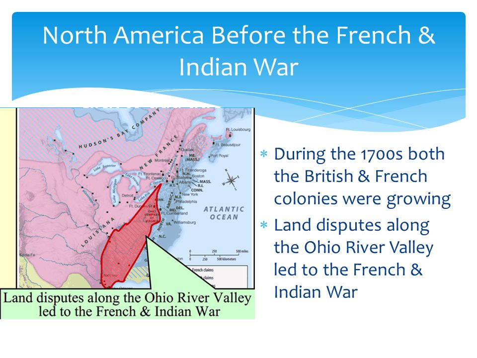 change in colonial relationship with britain after french and indian war The french and indian war to impress the indians with a french show of force against british colonial a long-standing friendly relationship between.