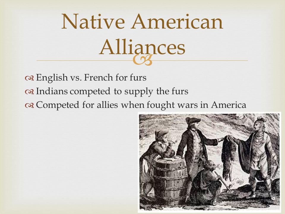 native americans conflict with the english This land is my land the english valued everything in monetary terms the native americans' goal was to live in harmony with nature while the native americans tried to make political alliances with the colonists, the europeans were more interested in grabbing as much land as possible.