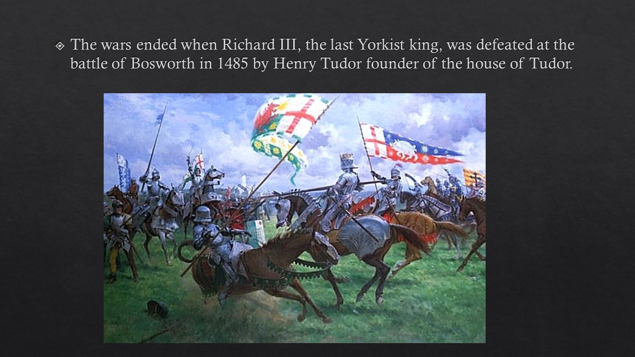 richard and the battle of bosworth essay Title richard the third, to the right hon'ble baroness howe, this print representing garrick in the character of richard the iii in the memorable battle of bosworth field, is dedicated by [] most obedient humble servant, john boultbee.