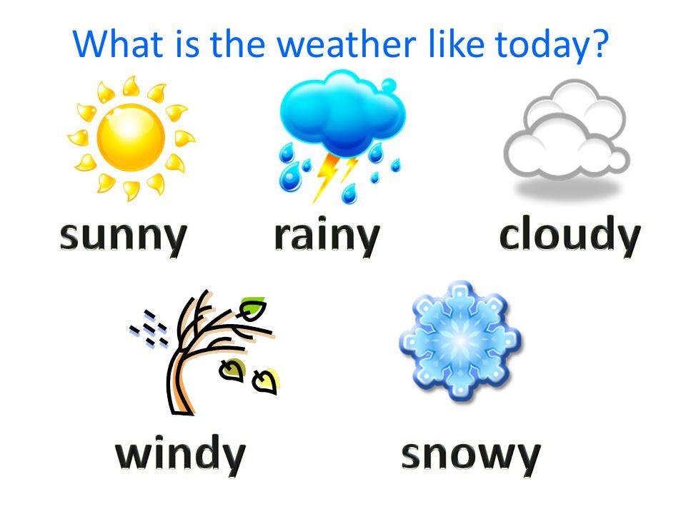 Resultado de imagen de the weather