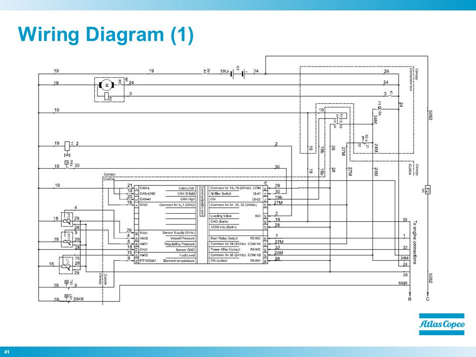 atlas copco xas 96 wiring diagram   33 wiring diagram