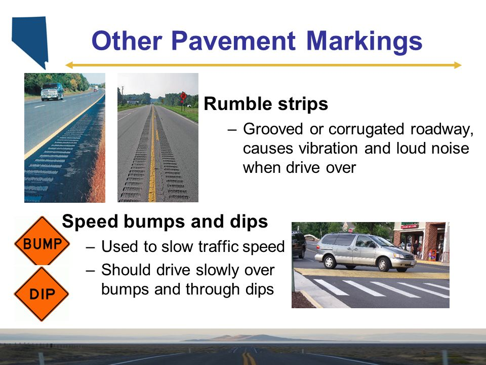 how to drive over speed bumps smoothly
