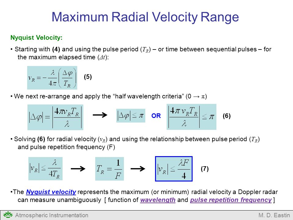 formula for relationship between frequency and wavelength ranges