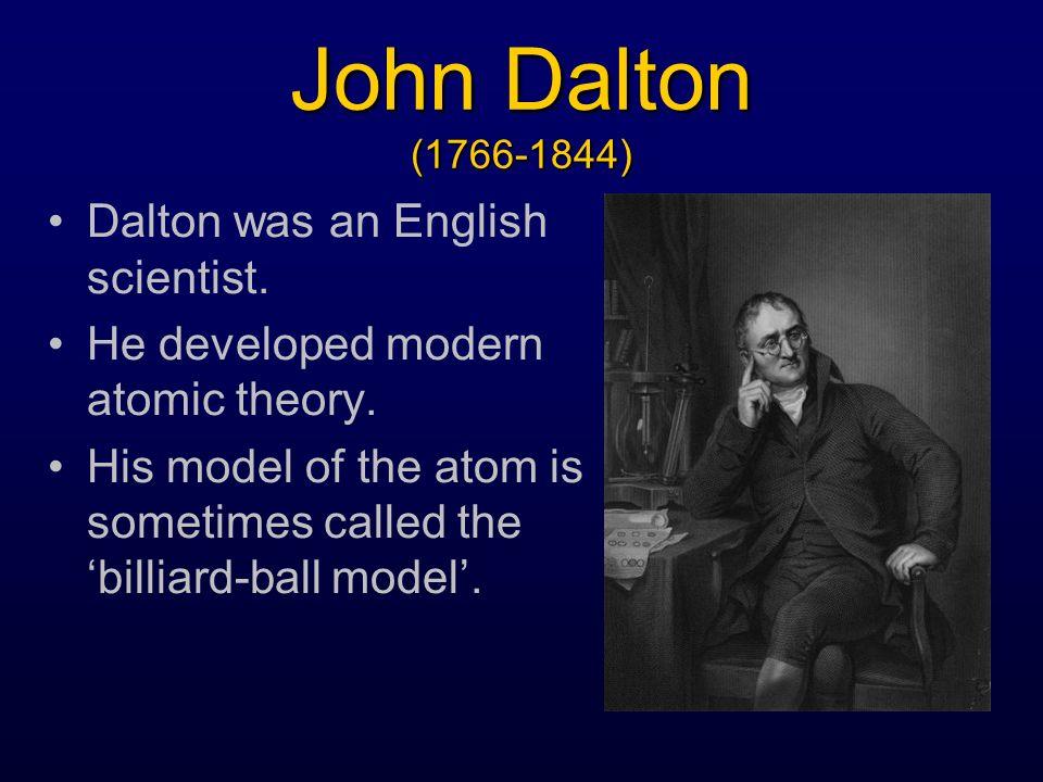 dalton discovery