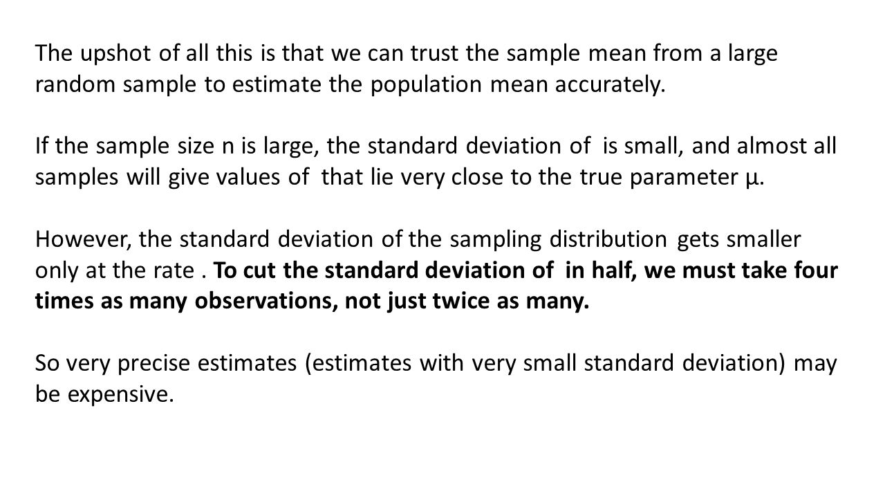 Images of How To Find Standard Deviation Of Large Sample ...