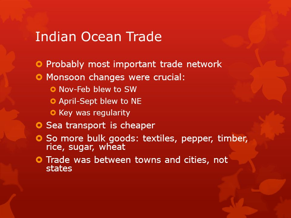 changes and continuities indian ocean trade Scribd is the world's largest social reading and publishing site.