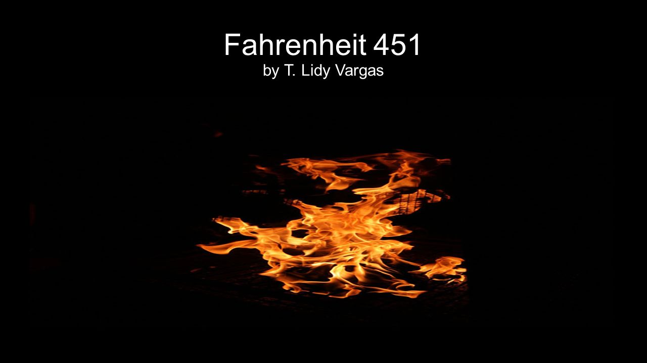 thesis of fahrenheit 451 In this lesson you will look at examples of censorship in ray bradbury's 'fahrenheit 451' you will examine these examples and their significance.