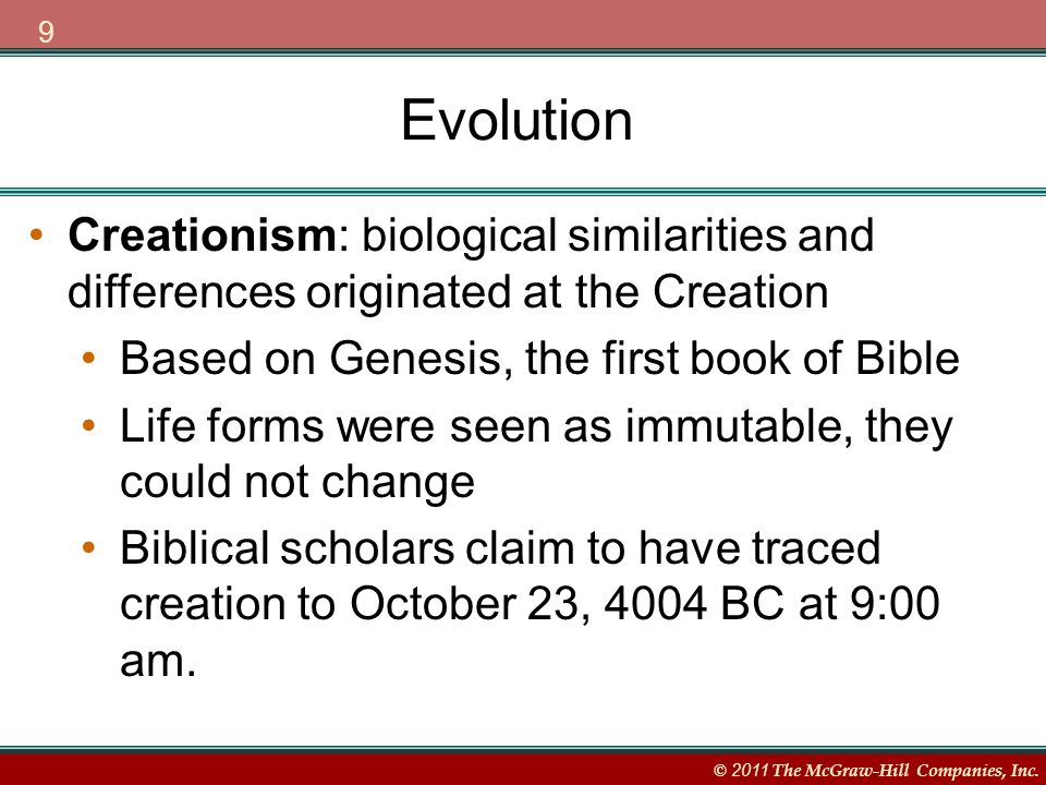 "creationism or evolution the dilemma remains Taking on creationism which arguments and evidence counter  in the light of evolution"" however, creationism in its many forms insists  structure remains."
