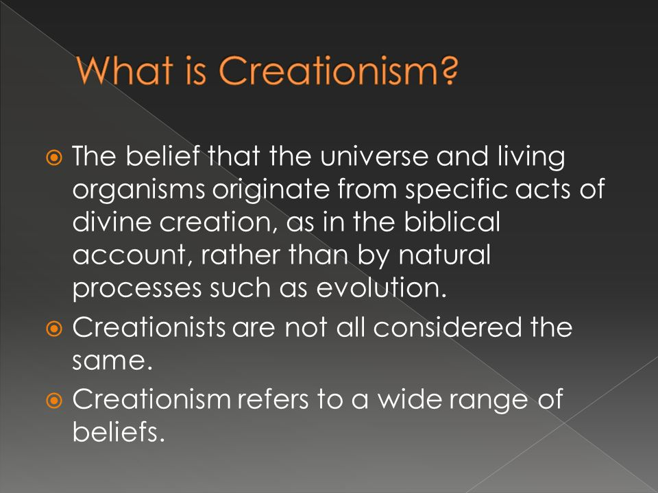 "understanding the beliefs of creationists and darwinists regarding the universe Review: conor cunningham, ""darwin's pious idea: why the ultra-darwinists and creationists both get it wrong."
