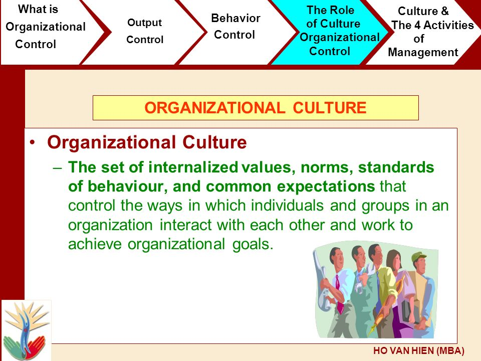organisational culture and ways of managing Organisational change sample paper how it works  there are ways that managers can use to measure,  organizational culture as a promoter and barrier of change.