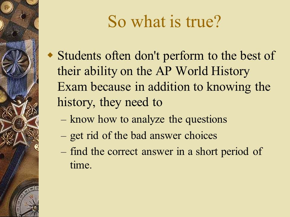 2018 Ap World History Exam Answers Frq