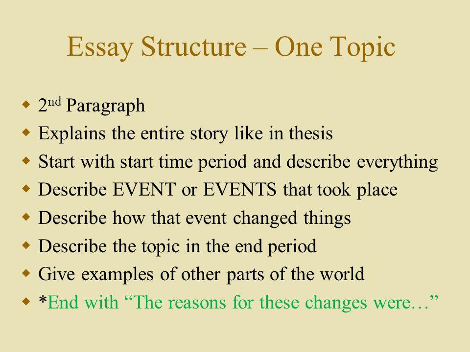 descriptive essay outline place Descriptive essay outline structure of descriptive essay: introduction, body, conclusion paragraphs.