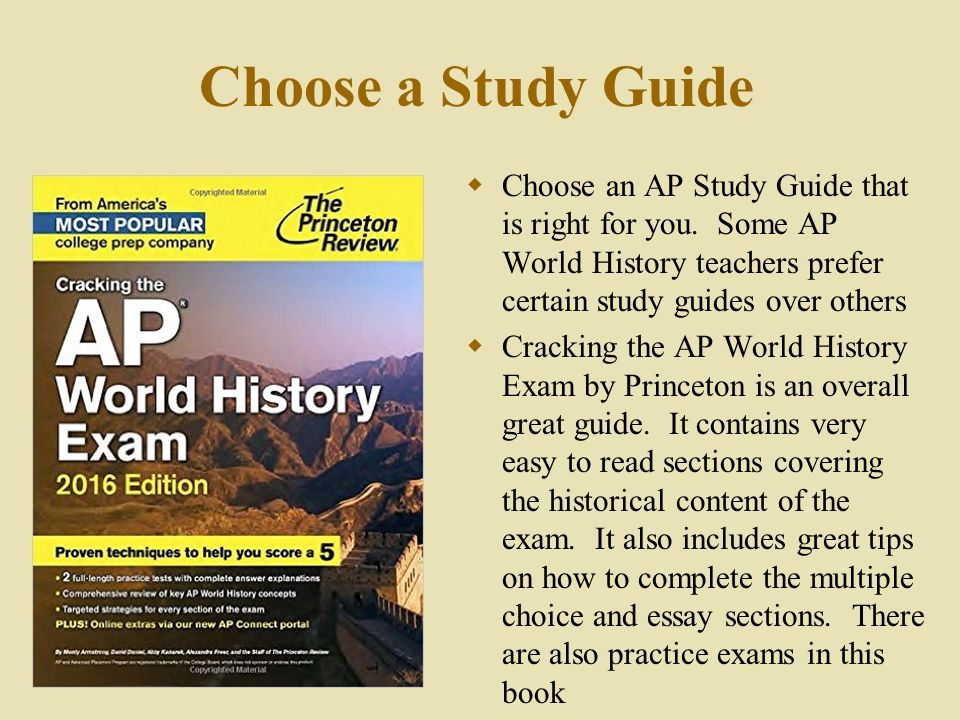ap world hisyory essay below are tips, tutorials, and the rubrics for the essays that we'll write in ap world history on the exam you will have to write a document based question (dbq) essay.